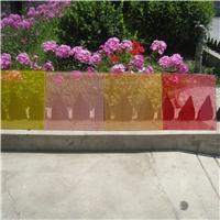 Silk Screen Printed Glass, Ceramic Fritted Glass