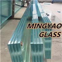 Jumbo size PVB SGP Laminated Glass