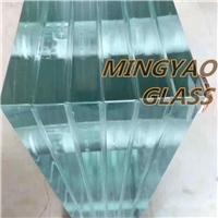 Triple or Multiple PVB SGP Laminated Glass