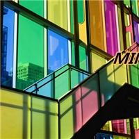 Color PVB Laminated Glass
