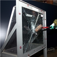 China high quality bulletproof safety laminated glass
