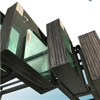 Bulletproof Laminated Glass  with China factory
