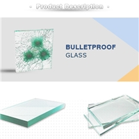 Bulletproof Glass with China factory