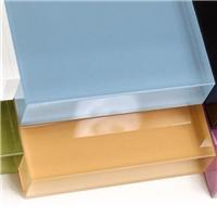 3~12mm Decorative Reflective Painted Glass for Architectural Building Interior Design Splashback