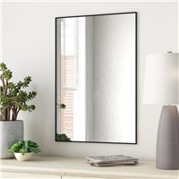 Rectangle framed mirror Wholesale frame mirror Metal Framed Mirror for Bathroom furniture