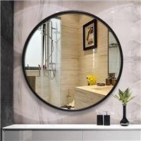Wholesale framed mirror Round metal mirror bathroom fitting mirror Framed mirror for Round decorative mirror