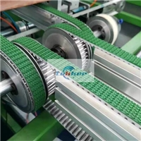 Rubber Industrial Timing Belt, High Quality Industrial Timing Belt,Synchronous Power Driving Industrial Rubber Coated Timing Belts